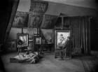Künstleratelier Georg Jakobides (1853- ), Genremaler