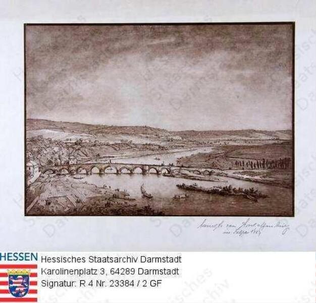 Aschaffenburg, Ansicht