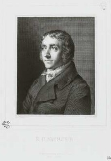 Bildnis Barthold Georg Niebuhr