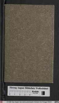 Johann: Georg: Albinens Eumelio: Außgegeben. Im 1657sten Jahr