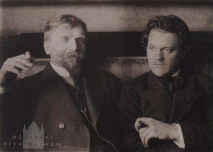 Breslau. Paul von Klenau und Georg Dohrn