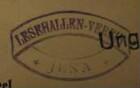 Lesehallenverein (Jena) / Stempel