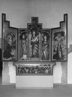Wolfskehlen-Altar