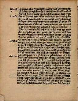 ˜Einœ Spiegel der Ewa[n]gelischen freyheit, wie die Christus warhafftiklich gelert, vn[d] Martin Luther yetz in vnsere[n] zeyten die selbige[n] vnnützlich fürgeben hat