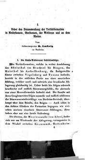 Jahresbericht der Wetterauischen Gesellschaft für die Gesammte Naturkunde zu Hanau. 1853/55, 1853/55. - 1855