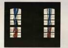Entwürfe für zwei Altarfenster in der Evangelischen Kirche in Wetzlar-Niedergirmes