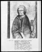 Großer Friedberger Altar — Apostel Petrus mit dem Schlüssel