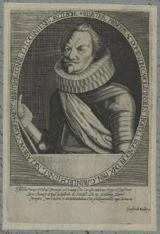 Bildnis des Carolvs Princeps Liechtenstein