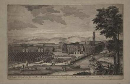 Potsdam vom Brauhausberg aus gesehen