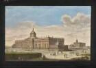 Das Neue Palais und die Communs von Nordosten