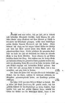 ˜Dieœ livländische Chronik Hermann's von Wartberge