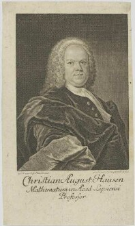 Bildnis des Christian August Hausen
