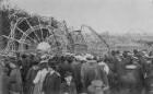 Zeppelin (Z. 4.), Unglück in Echterdingen (5. August 1908)