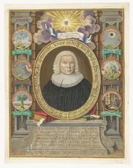 Bildnis des Ge. Jac. Schwindel