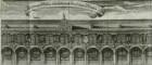 Abbildung der Gallerie auf dem Churfürstl. Sächß. Stalle zu Dresden