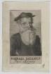 Bildnis des Raphael Eglinus