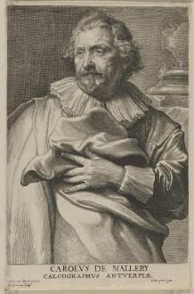 Bildnis des Carolvs de Mallery