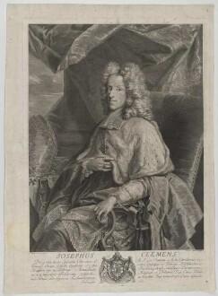 Bildnis des Josephus Clemens