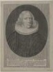 Bildnis des Johannes Benedictus Carpzov