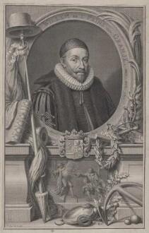 Bildnis des Willem de I. van Oranje