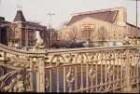 Berlin-Mitte. Blick von der Brücke Friedrichstraße zum Berliner Ensemble und zum Friedrichstadtpalast