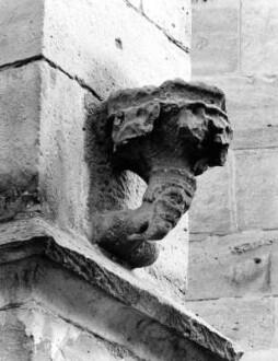 Konsolfigur, Chor, Nordseite