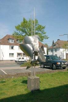 Will Brüll<br /> Raumwirbel, 1968<br /> © Kulturamt der Landeshauptstadt Düsseldorf