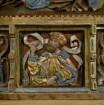 Bosseroder Altar — Relief - König