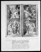 Kirchenväteraltar — Vier Szenen aus der Legende des heiligen Wolfgang