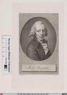 Bildnis August Gottlieb Meissner