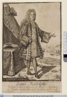 Ludwig Rudolf Herzog zu Braunschweig-Lüneburg