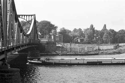 Berlin; Glienicke: Glienicker Brücke