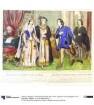 Abeilard est présenté chez Fulbert.; Abelardo es presentado en casa de Fulbert.