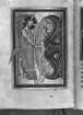 Psalterium (sogenannter Landgrafenpsalter) — Christus in der Vorhölle, Folio 91verso
