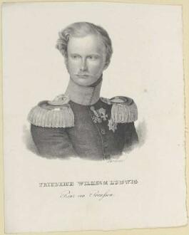 Bildnis des Friedrich Wilhelm Ludwig von Preußen
