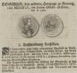 Bildnis von Cosmus, Herzog zu Florenz
