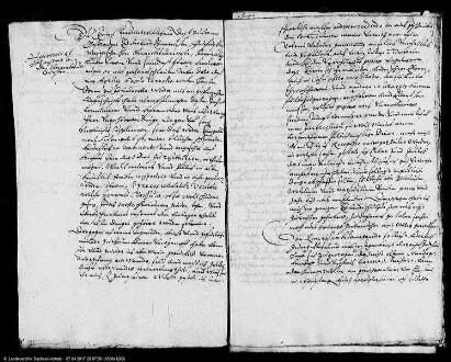 Beschwerde des Philipp von Volkerode genannt Goburg gegen H. von Hanstein zu Wiesenfeld wegen gepfändetem Wagen und Bier des Hans Bode zu Volkerode