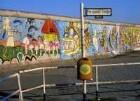 Berlin Mauer am Potsdamer Platz