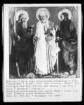 Die heiligen Andreas, Petrus und Paulus