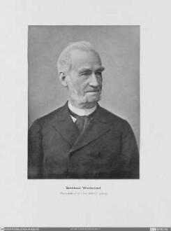 Bernhard Windscheid