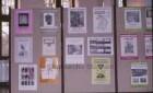 Schloß Reinbek: Festveranstaltung zum 125jährigen                                    Jubiläum des Kreises Stormarn: Plakate der Kulturabteilung und                                    des Kreisarchivs
