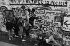 "Staatsgrenze zu Westberlin/Berliner Mauer am Grenzübergang ""Checkpoint Charlie"" (Staatsgrenze zu Westberlin/Berliner Mauer)"