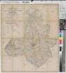 Münster (Kreis) - Kreiskarte - 1888 - 1 : 80 000 - 62 x 52,5 - Druck: H. Mahlmann - Stierlin, Steuerrat; Schmeltzer, Leutnant - ergänzt 1876 von A. Weiss - B Nr. 62a
