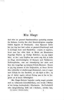 Orla Lehmanns efterladte skrifter : Udgivne af Hother Hage. 1