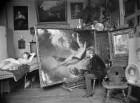 Künstleratelier Ludwig Ebersberger, Genremaler