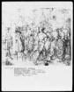 """Bilder zu Goethes """"Faust"""" (Folge von 12 Blättern) — Osterspaziergang - Vor dem Tor (Blatt 3)"""