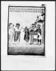 Perikopenbuch — Heilung des Jünglings zu Nain, Folio 113recto
