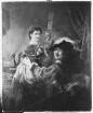 Selbstbildnis des Künstlers mit seiner Gattin Saskia im Gleichnis vom verlorenen Sohn
