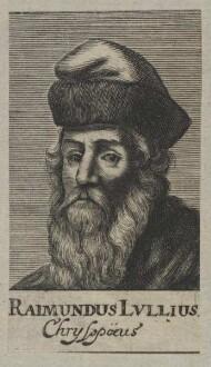 Bildnis des Raimundus Lvllus