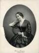Schnorr von Carolsfeld, Malvine, geb. Garrigues (geb. 7.12.1825 Kopenhagen, gest. 8.2.1904 Karlsruhe) - Opernsängerin 1854-1860 am Hoftheater Karlsruhe
